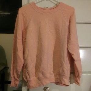 GAP Sport💮 Peach Cozy Sweatshirt